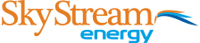 Sky Stream Energy Logo